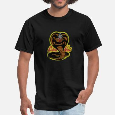 Cobra Cobra Kai T-Shirts - Men's T-Shirt