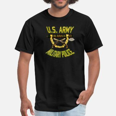 Military Police Fascia - Men's T-Shirt