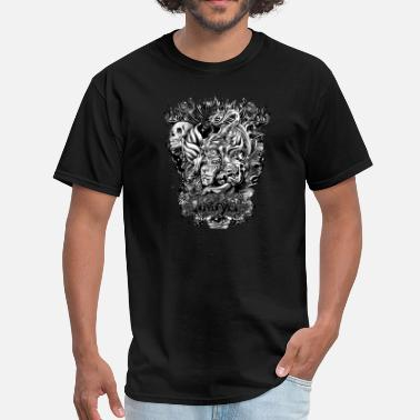 Beautiful Goddess tattoo - Men's T-Shirt