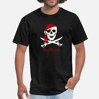 Personalized Pirate Personalized pirate - Men's T-Shirt