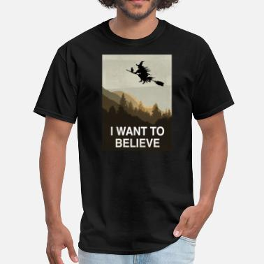 Halloween Halloween: I want to believe - Men's T-Shirt