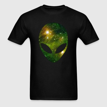 Cosmic Alien - Men's T-Shirt