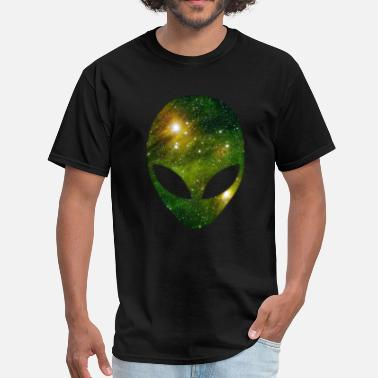 Alien Cosmic Alien - Men's T-Shirt