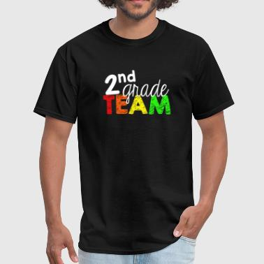 2nd Grade Team - Men's T-Shirt