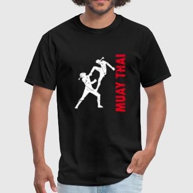 Muay thai - muay thai thailand martial arts - Men's T-Shirt