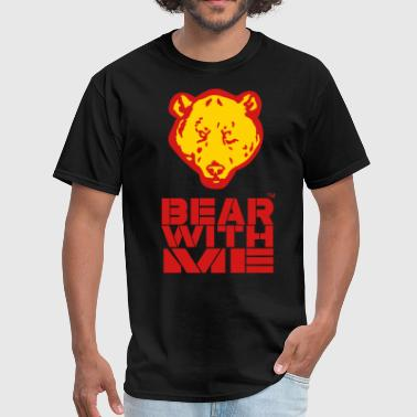 BEAR WITH ME - Men's T-Shirt