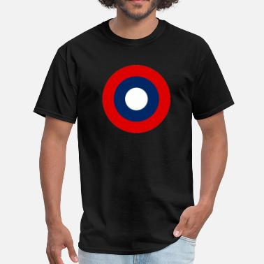 Wwi WWI American Aircraft Insignia - Men's T-Shirt