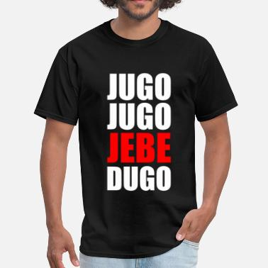 Yugo Jugo T-Shirt Present Birthday Gift Idea Funny - Men's T-Shirt