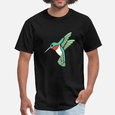 Yardbirds Hummingbird - dicky ticker hummingbird - Men's T-Shirt