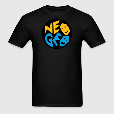 Neo Geo Logo - Men's T-Shirt