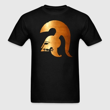 ancient warrior - Men's T-Shirt