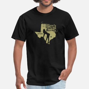 Club RILEY'S TEXAS SHOWBAR - Men's T-Shirt