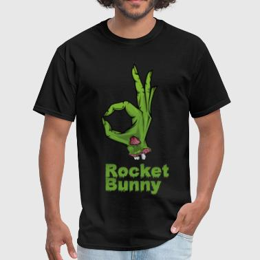 rocket bunny - Men's T-Shirt