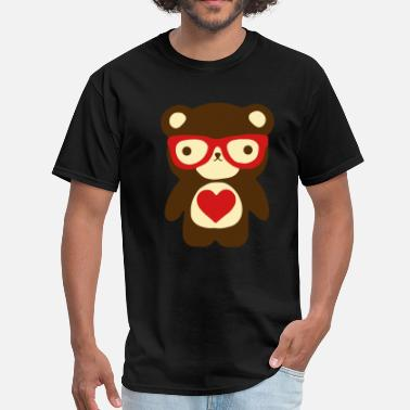 Kanye Bear little bear - Men's T-Shirt