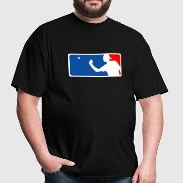 Major League Beer Pong - Men's T-Shirt