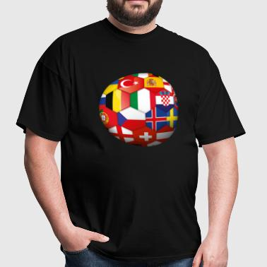 EU Soccer - Men's T-Shirt