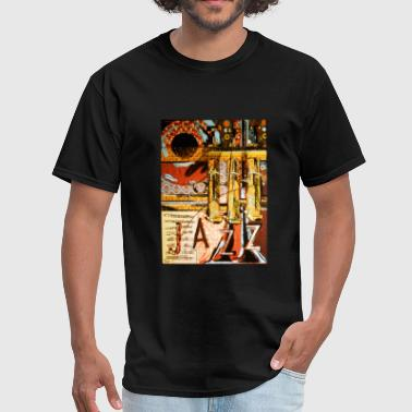 Jazz Trumpet - Men's T-Shirt