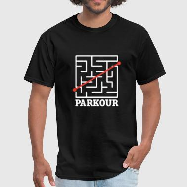 Parkour - parkour - Men's T-Shirt