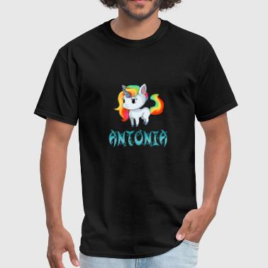 Antonia Unicorn - Men's T-Shirt