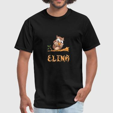 Elina Elina Owl - Men's T-Shirt
