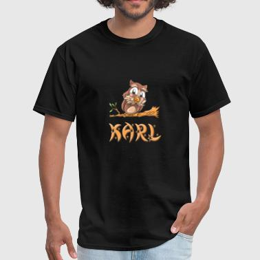 Karl Karl Owl - Men's T-Shirt