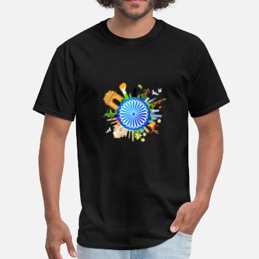 India Ink india - Men's T-Shirt