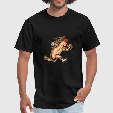 Hot Dog Hero - Men's T-Shirt