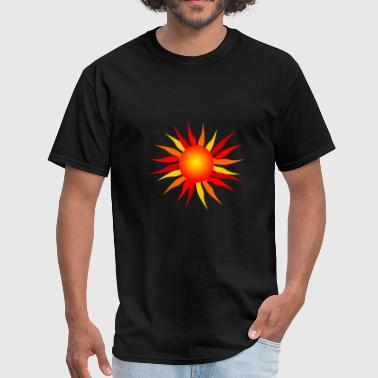 Sunburst Sunburst - Men's T-Shirt
