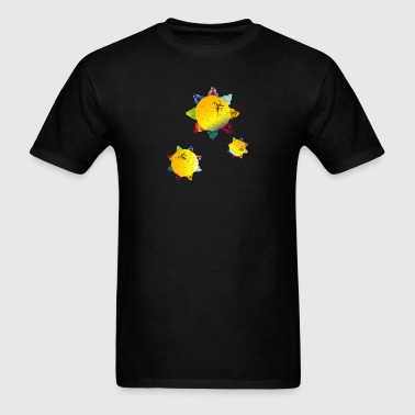 Sunburst - Men's T-Shirt