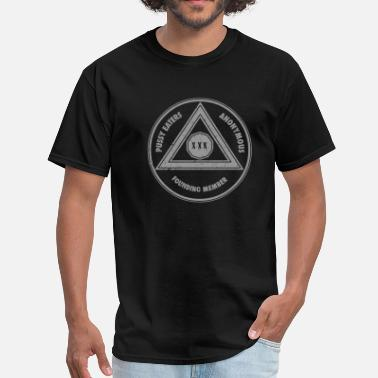 Alcoholics Anonymous Pussy Eaters Anonymous - Men's T-Shirt