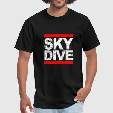 Skydiving - skydive - Men's T-Shirt