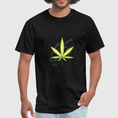 Cannabis Weed - Men's T-Shirt