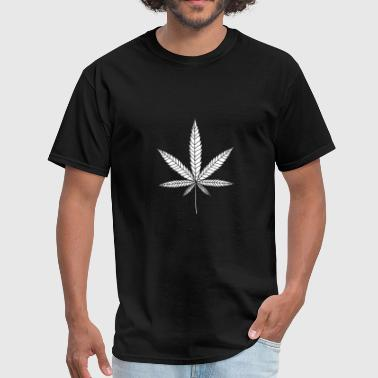 Weed Addicted Weed - Men's T-Shirt