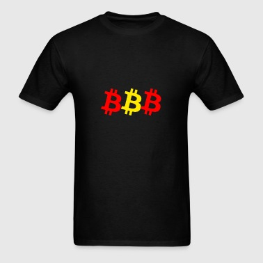 Bitcoin Spain - Men's T-Shirt