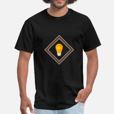 No Idea idea - Men's T-Shirt