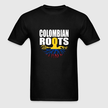 Colombia - storecastle colombian roots colombia - Men's T-Shirt