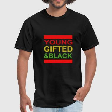 Young - younged - Men's T-Shirt
