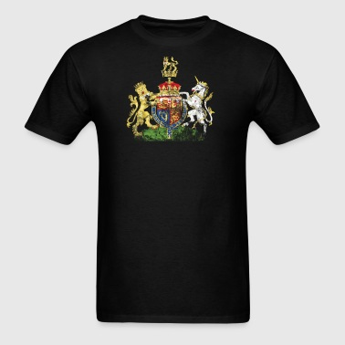 Prince William Crest - Men's T-Shirt