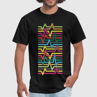Justice - Sine Wave - Men's T-Shirt