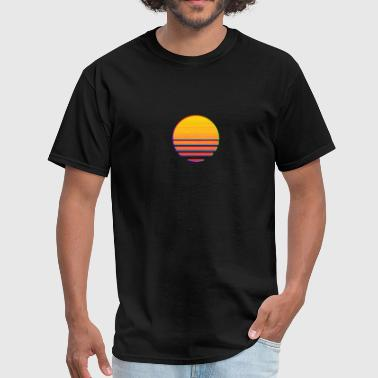 OutRun - Men's T-Shirt