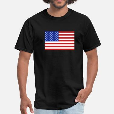United States Of America United States of America Flag - Men's T-Shirt