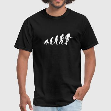 Scuba Diving Evolution Evolution of Scuba diving - Men's T-Shirt