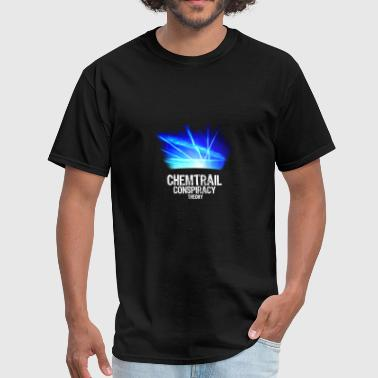 Chemtrail Conspiracy - Men's T-Shirt