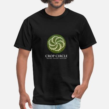 Crop Circle Crop Circle - Men's T-Shirt
