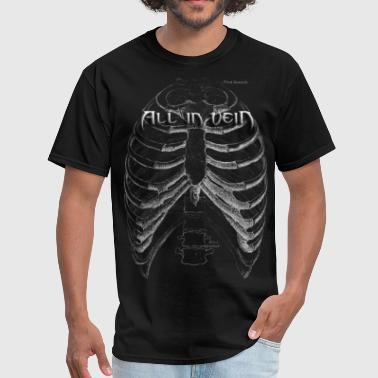 All in Vein Itus T-Shirt - Men's T-Shirt