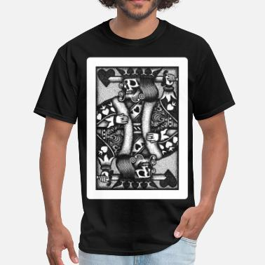 Suicide Boy Suicide King - Men's T-Shirt