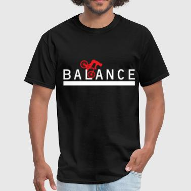 Bike Balance - Men's T-Shirt