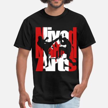 Mixed Martial Arts Canadian Mixed martial arts - Men's T-Shirt