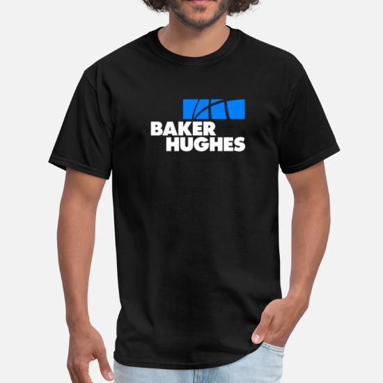 Baker Hughes Oilfield Services Companies Men's T-Shirt | Spreadshirt