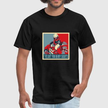 Soldier76 Hope Design - Men's T-Shirt